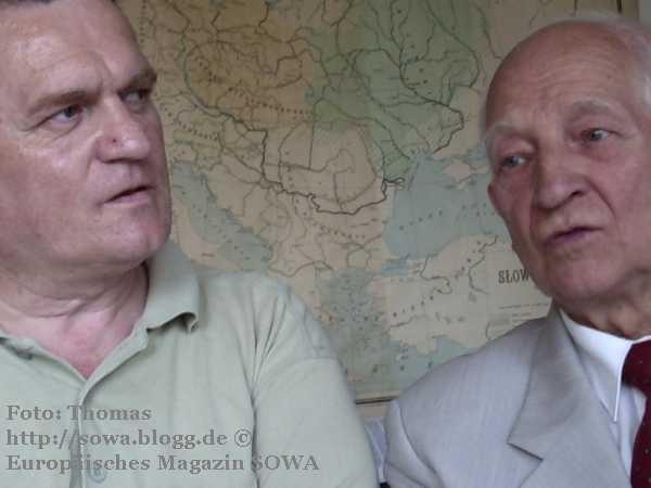 Stefan Kosiewski, Bolesław Tejkowski
