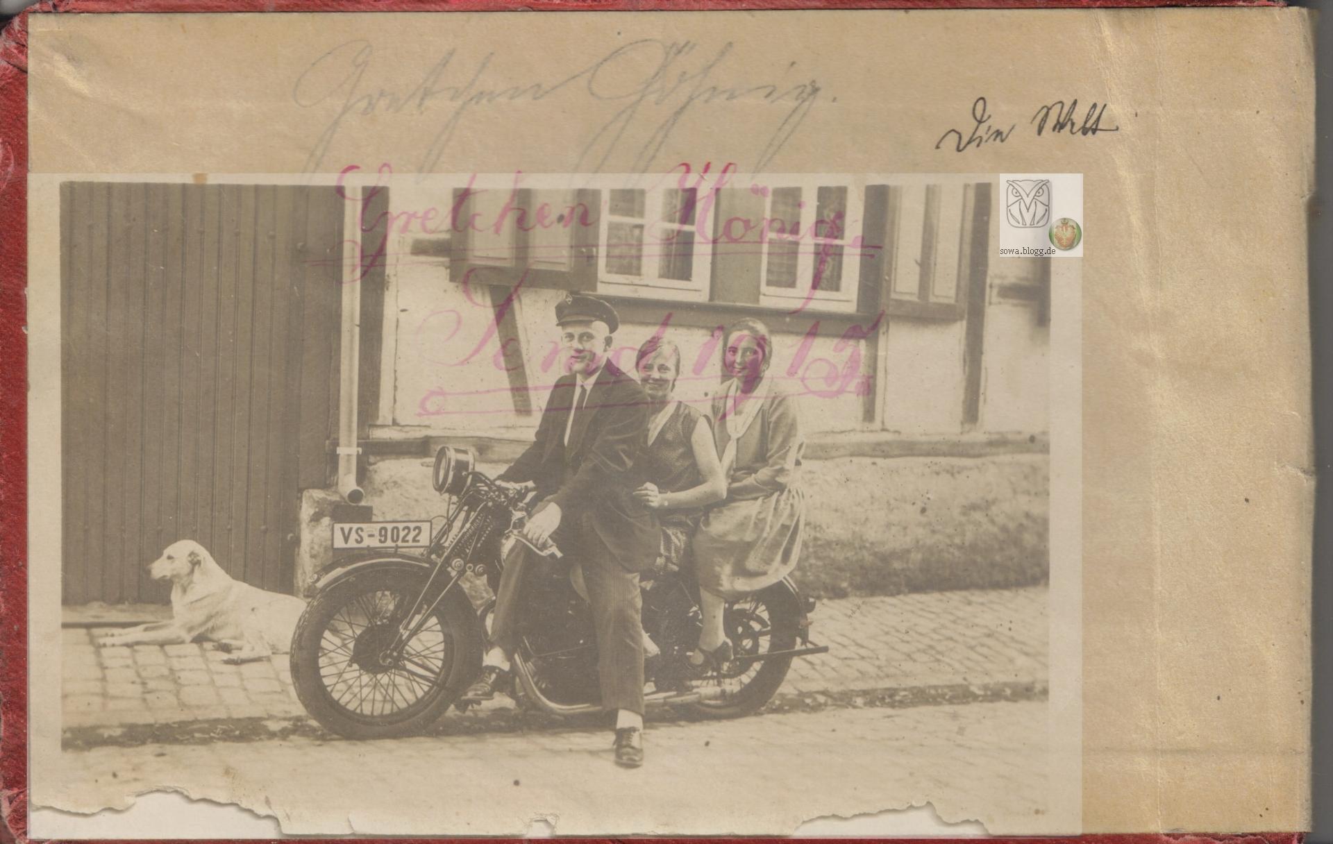 Stefan Kosiewski: Gretchen Hönig (Collage)