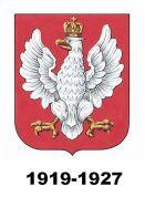 II Rzeczpospolita w latach 1919-1927