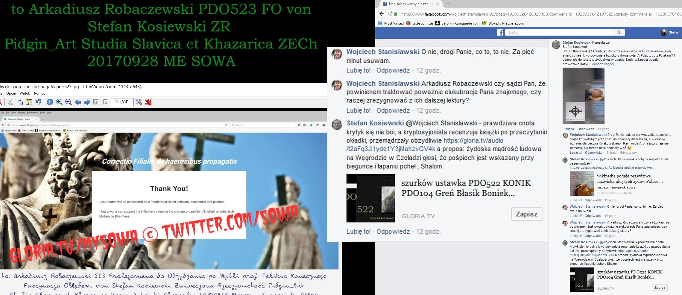 to arkadiusz robaczewski pdo523 teatszyk stanislawski
