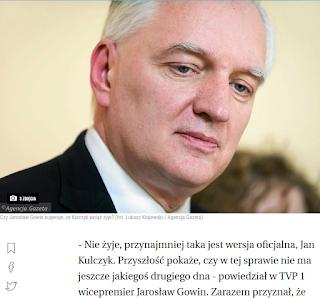 http://wyborcza.pl/1,75398,20093326,jaroslaw-gowin-sugeruje-ze-kulczyk-zostal-zamordowany-jest.html