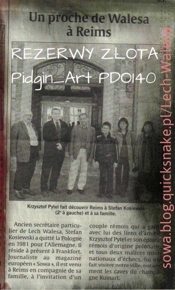 un-proche-walesa-reims REZERWY ZLOTA Pidgin_Art PDO140