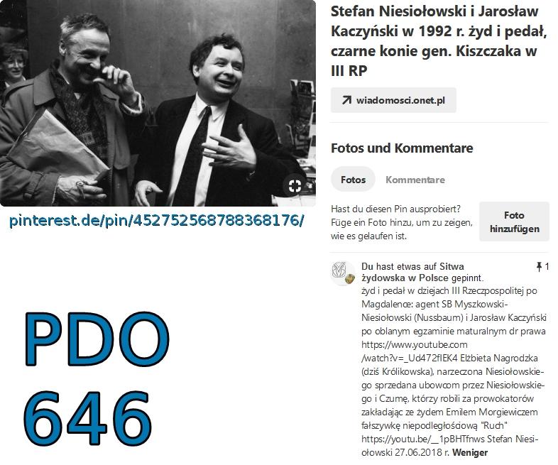 PDO646 niesiolowski kaczynski