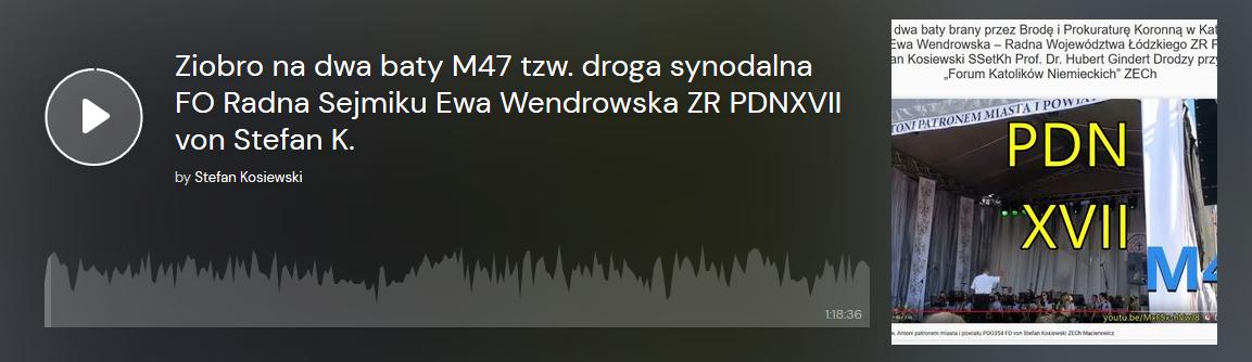 Screenshot_2020-03-02 Ziobro na dwa baty M47 tzw droga synodalna FO Radna Sejmiku Ewa Wendrowska ZR PDNXVII von Stefan K